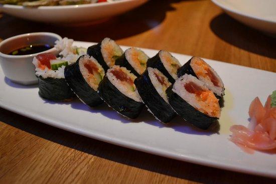 Devon Seafood + Steak: Sushi