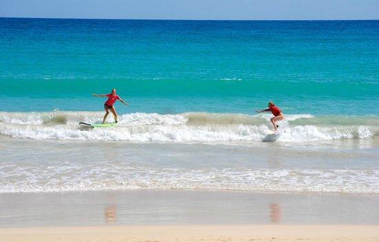 Coast Riders Surf Shop & Surf Lessons: Surfen