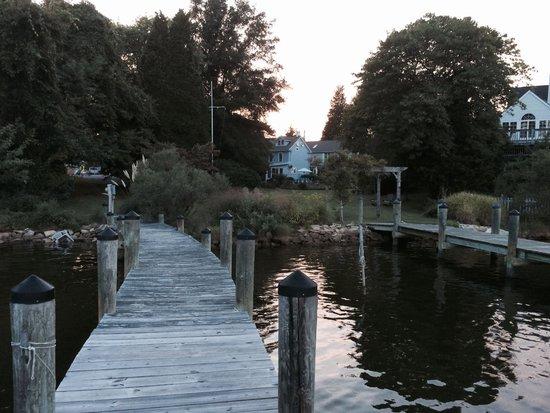 Back Creek Inn: Perfect Place