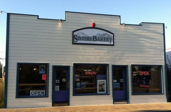 SIsters Bakery- with a cherry on top!