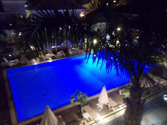 Hotel Les Creoles: HOTEL DE NUIT