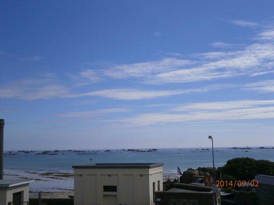 Hotel De Normandie: View from Room