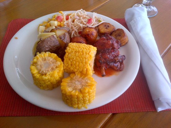 Royal Decameron Montego Beach: Tasty Food