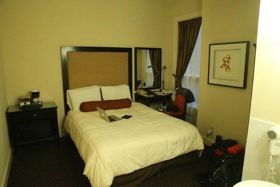 The Washington Inn: Nice hotel to visit San Francisco