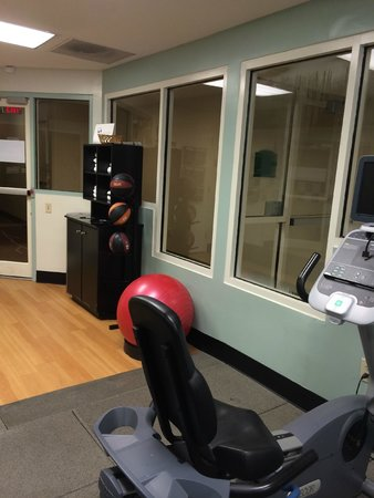 Hilton Garden Inn Philadelphia Center City: Gym