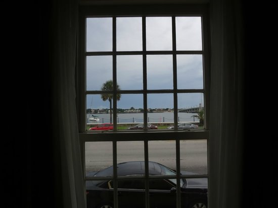 Hilton St. Augustine Historic Bayfront: Our Window