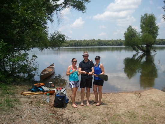 Quapaw Canoe Co : Outpost Natchez Day Trips