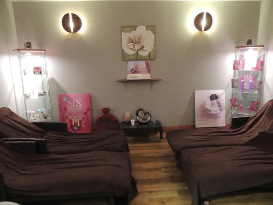 The Cheltenham Chase Spa: Relaxation room