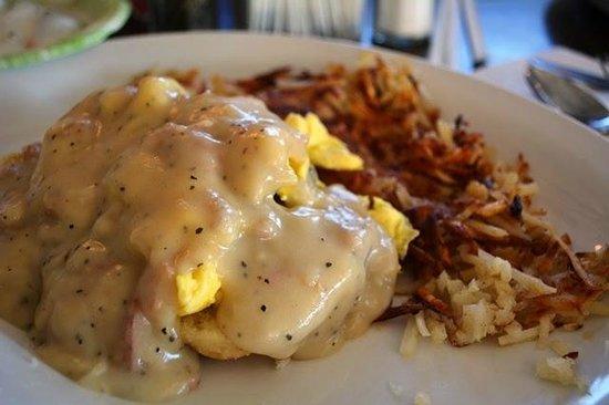 Shenandoah Inn : Breakfast at the adjacent diner