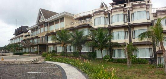 Sahid Bintan Beach Resort: The Resort