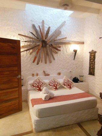 Posada Mediterraneo: suite