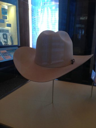 Old Red Museum : Larry Hagman's Hat