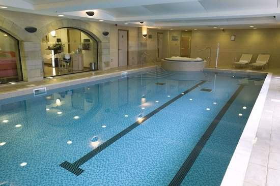 Tankersley, UK: Indoor swimming pool