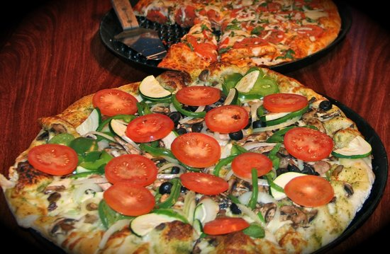 La Prima Pizza: Great Pizza