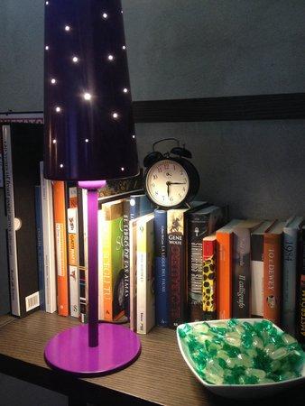 Hotel Colombia: Libreria