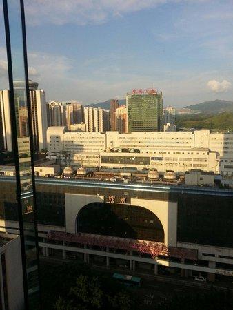 Best Western Shenzhen Felicity Hotel: Stasiun lou hu