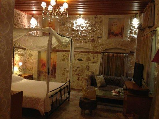 Casa Vitae Hotel: Zimmer