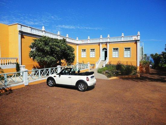 Casa Rural El Patio de Tita: Casona principal
