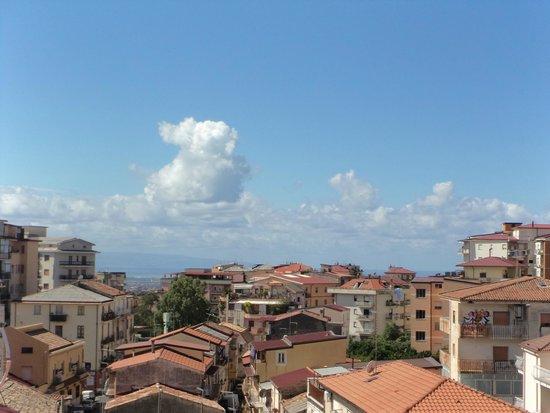 Hotel Savant: view