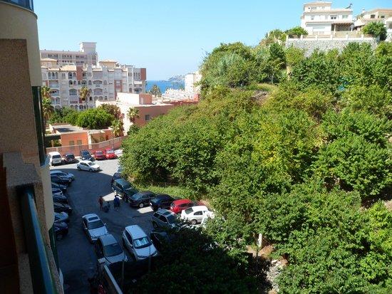 Hotel Victoria Playa: desde mi balcon
