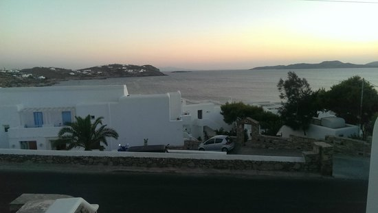 Lithos by Spyros & Flora: Beautiful view from room