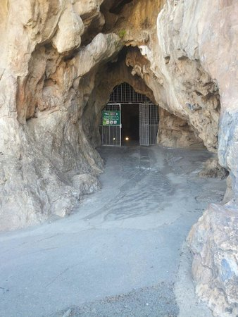 The Cango Caves: ingresso