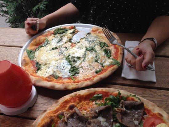 Luigi's Pizzeria & Pasteria: Pizza Popeye