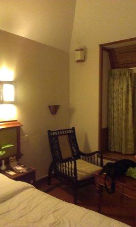 Greenwoods Resort: room