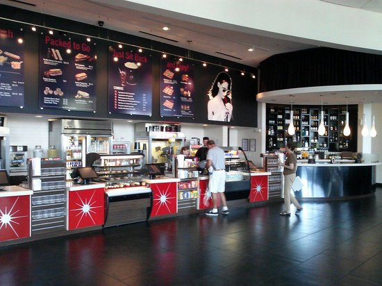 Silverspot Cinema : Snacks and drinks