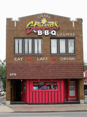 Cigars & Stripes BBQ Lounge