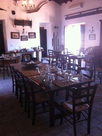 Agriturismo Fondo Cipollate: Breakfast room