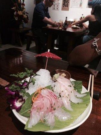 KOBORI Japanese Restaurant : Sashimis