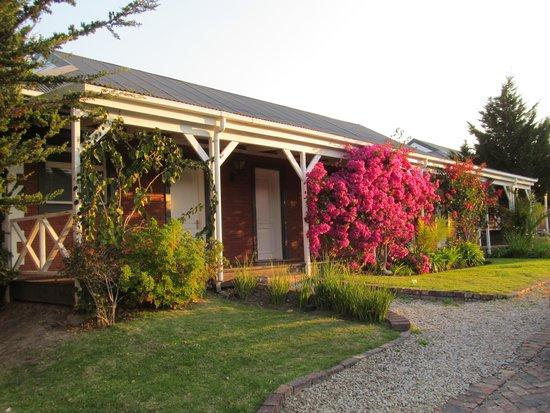 Redbourne Country Lodge: Beautiful gardens