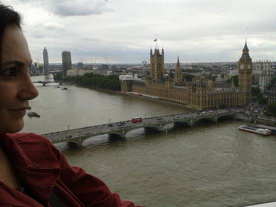 DoubleTree by Hilton Hotel London - Marble Arch: Londres é linda vista de cima!