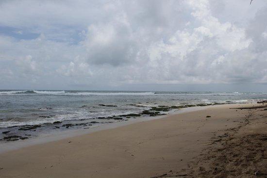 Azure Beach Villa: Beach