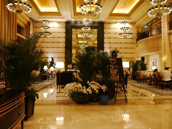 The St. Regis Beijing: 酒店吧檯