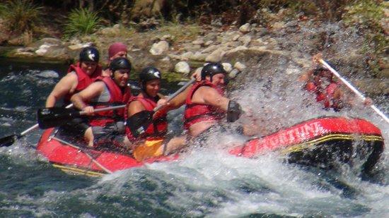 Fortune Rafting : fortune kayak