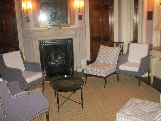 Radisson Blu Le Dokhan's Hotel, Paris Trocadero: Lounge Area