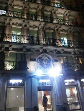 Grupotel Gravina: fachada