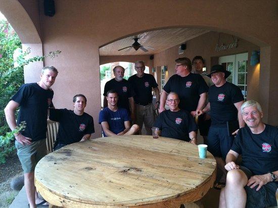 Sierra Grande Lodge & Spa: meeting area