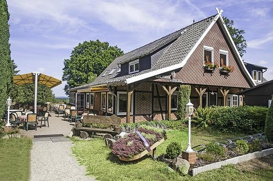 Cafe Pension Hoepen Idyll