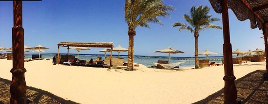 Flamenco Beach and Resort: Spiaggia relax
