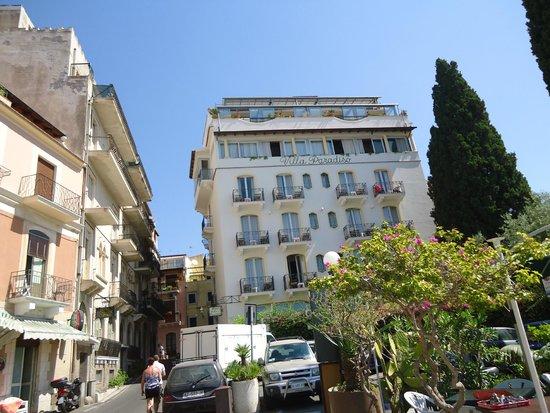 Hotel Villa Paradiso: El Hotel