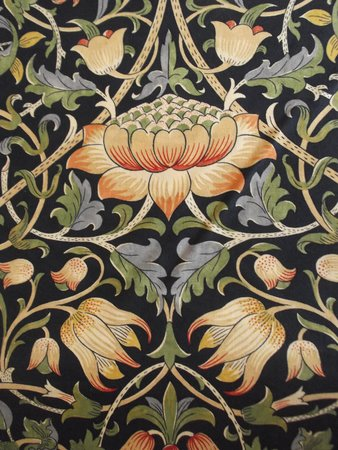 William Morris Wallpaper Picture Of Standen East