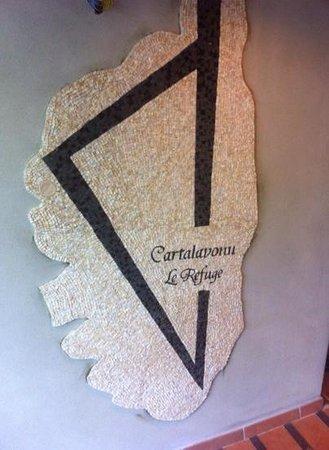 une belle decoration à l\'entree du restaurant - Picture of Le ...