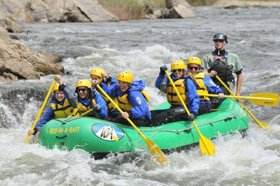Wilderness Aware Rafting: Great times!