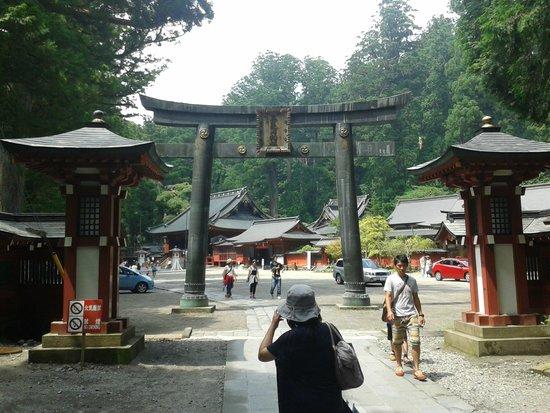 Nikko Futarasan Jinja Shrine : Futarasan Jinja Shrine