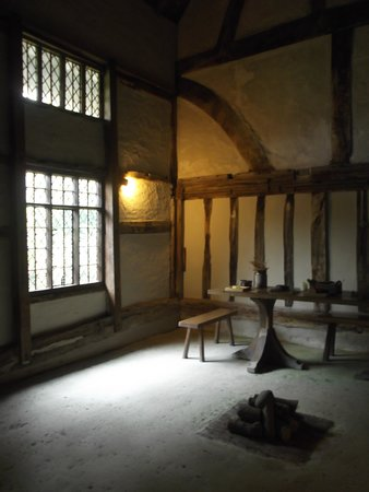 Alfriston Clergy House: The Great Hall