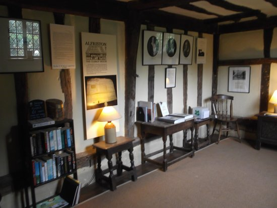 Alfriston Clergy House: The Exhibition / History Room