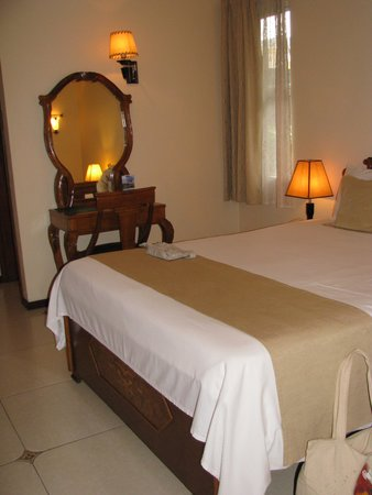 Le Palmiste Resort & Spa : Our room - Huoneemme